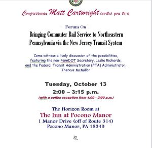 Passenger Rail Forum
