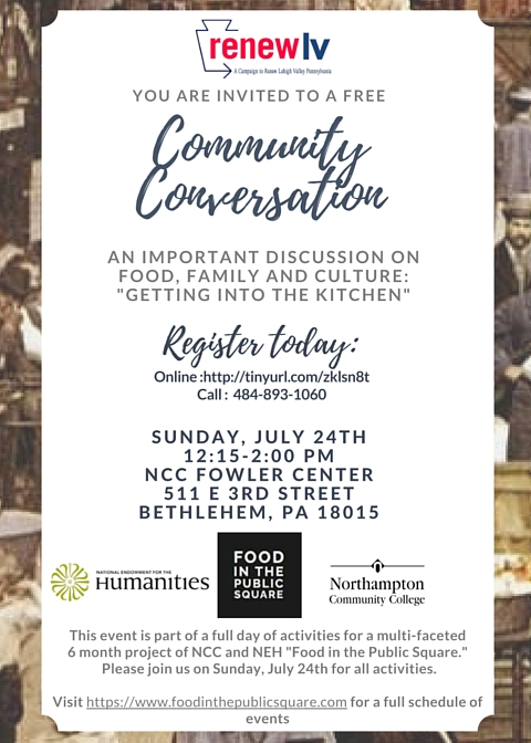 Youre invited to a community conversation about food family and kelly and a dynamic team of scholars and community partners invite you to an exciting community conversation getting into the kitchen stopboris Choice Image